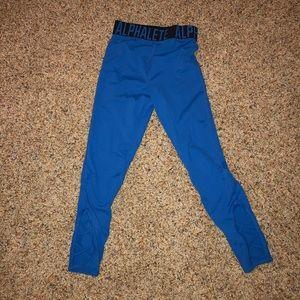 Original Alphalete Cross leggings